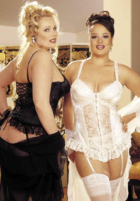 Shirley of Hollywood Plus Size Lingerie