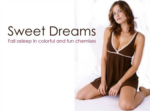 Sweet Dreams Lingerie from Europe