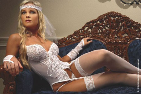 Unique Bridal Lingerie