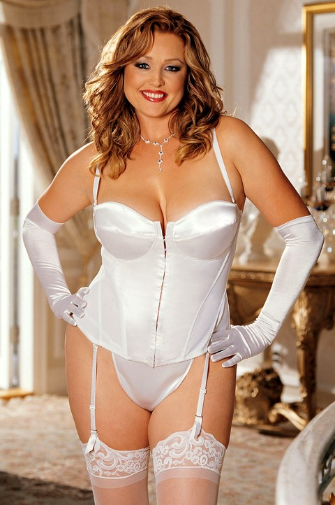 Valentine Day Plus Size Lingerie